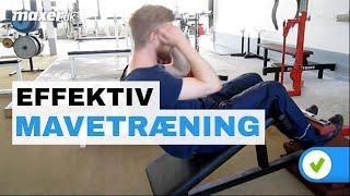 Effektiv mavetræning