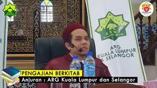 Ust. Muhammad Ayman Al-Akiti Sessi 3 Daurah Kitab AKIDAH ISLAM IMAM AL-HADDAD Ahad 11.3.2018