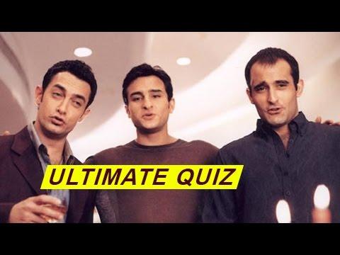 Aamir Khan, Saif Ali Khan, Akshay Khanna DARE YOU