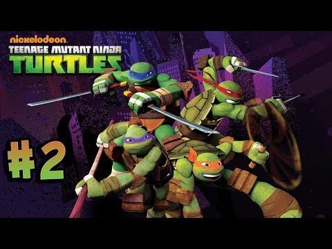 nickelodeon teenage mutant ninja turtles xbox 360 youtube