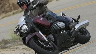 1. 2014 Honda Valkyrie First Ride - MotoUSA