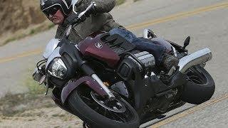 7. 2014 Honda Valkyrie First Ride - MotoUSA