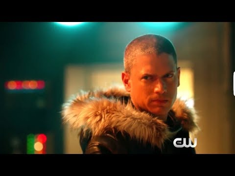 "The Flash 4x19 Sneak Peek #2 ""Fury Rogue"" Season 4 Episode 19"