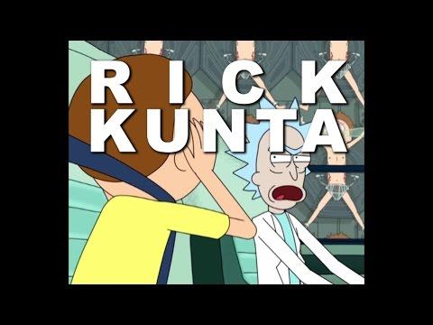 "Rick Sanchez performing ""King Kunta"" by Kendrick Lamar"