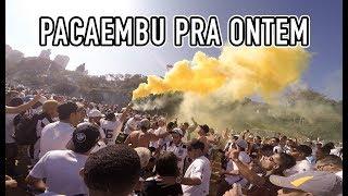 ARQUIBANCADA DA DEPRESSÃO - Santos 3 x 0 Bahia (Brasileirão 2017)