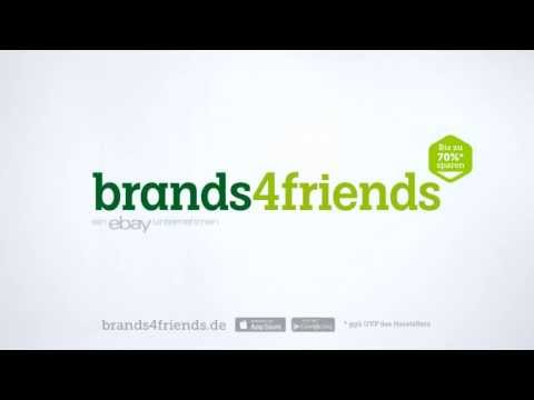 Video of brands4friends Designer-Outlet