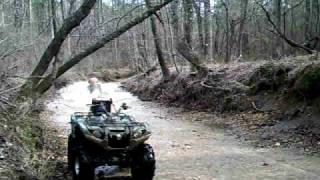 10. 08 450 grizzly creek run
