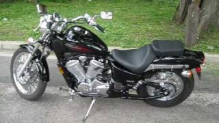 4. 2007 Honda Shadow VLX