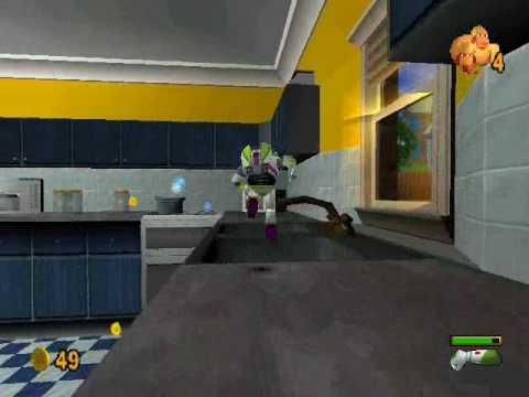 toy story 2 playstation walkthrough