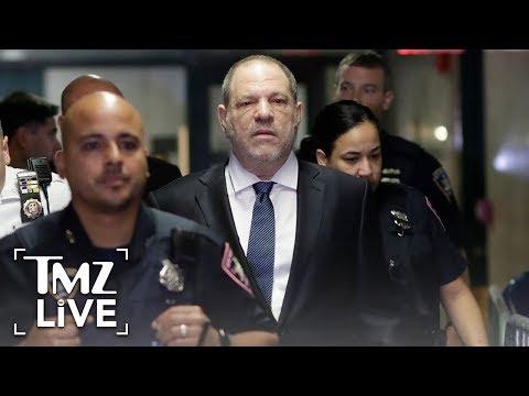 Harvey Weinstein Investigation Bombshell | TMZ Live