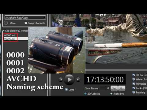 dhelmly - In this 7 part series, Dave Helmly walks you through a complete 3D Stereo workflow with Premiere Pro CS5. This is a start to finish workflow and a must see f...
