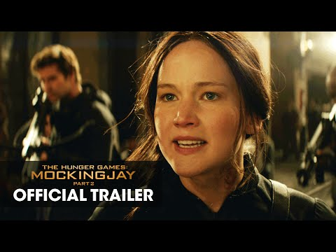 The Hunger Games Mockingjay Part 2 Official Trailer  We March
