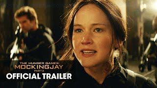 Nonton The Hunger Games  Mockingjay Part 2 Official Trailer        We March Together    Film Subtitle Indonesia Streaming Movie Download