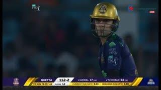 PSL  2019 Match 28: Karachi Kings vs Quetta Gladiators  Full Match highlights | PSL Today Match |