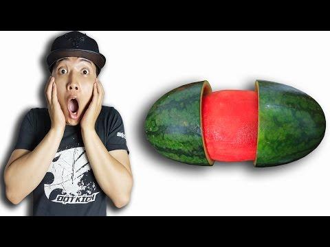 NTN - Ảo Thuật Kinh Điển Với Quả Dưa Hấu ( Magic Watermelon ) - Thời lượng: 11:29.