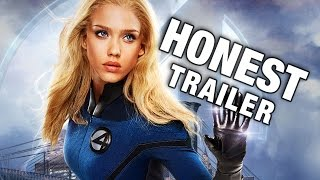 Video Honest Trailers - Fantastic Four (2005) MP3, 3GP, MP4, WEBM, AVI, FLV Februari 2019