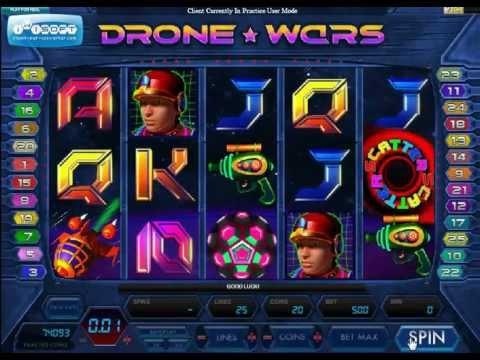Drone Wars Online Slots