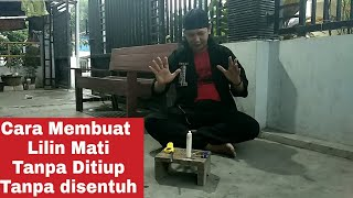 Video Cara Mematikan Lilin dari Jarak Jauh MP3, 3GP, MP4, WEBM, AVI, FLV Januari 2019