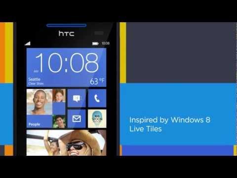 Windows Phone 8S by HTC