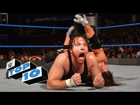 Top 10 SmackDown LIVE moments: WWE Top 10, Sept. 27, 2016_Legjobb vide�k: Sport