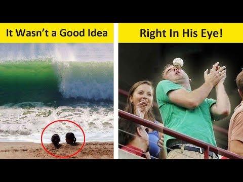 Funny photos - Photos Taken Seconds Before Disaster...
