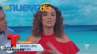 Video oficial de Telemundo Un Nuevo Día. La sexóloga Antonia López explica cómo se modifican los deseos y la conducta sexual según pasan los años. ¡Te sorprenderán los cambios que se producen!YouTube: http://www.youtube.com/unnuevodiaOfficial page: http://www.Telemundo.com/UnNuevoDiaFacebook https://www.Facebook.com/UnNuevoDiaTwitter https://twitter.com/#!/UnNuevoDiaSUBSCRIBETE: http://bit.ly/1ykCaDrUn Nuevo Día:Es un programa de entretenimiento que ofrece las últimas noticias y titulares de la farándula, lo que está pasando en la vida de los famosos dentro y fuera de la pantalla. Además de los secretos más íntimos de los artistas, sus camerinos y sus hogares.SUBSCRIBETE: http://bit.ly/1ykCaDrTelemundoEs una división de Empresas y Contenido Hispano de NBCUniversal, liderando la industria en la producción y distribución de contenido en español de alta calidad a través de múltiples plataformas para los hispanos en los EEUU y a audiencias alrededor del mundo. Ofrece producciones originales, películas de cine, noticias y eventos deportivos de primera categoría y es el proveedor de contenido en español número dos mundialmente sindicando contenido a más de 100 países en más de 35 idiomas.FOLLOW US TWITTER: http://bit.ly/1aKzTGALIKE US ON FACEBOOK: http://bit.ly/1Bpw7JVGOOGLE+: http://bit.ly/1AyjyRk¿Cómo cambia el deseo sexual según pasan los años?  Un Nuevo Día  Telemundo