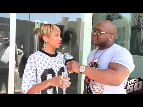 talks - Thisis50 & Young Jack Thriller recently spoke with Intelligence for an exclusive interview! Lil Mama speaks on playing Left Eye, gives advice to young females, growing up early & much more!...