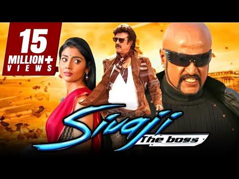 Sivaji The Boss Hindi Dubbed Full Movie | Rajinikanth, Shriya Saran