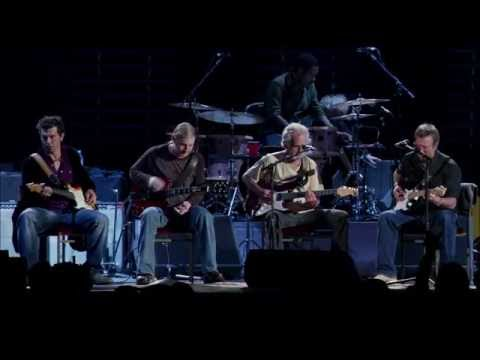 Eric Clapton with JJ Cale - Anyway The Wind Blows (Live From San Diego) (видео)