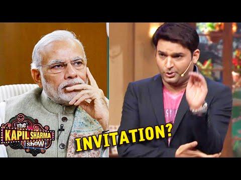 Will Kapil Sharma Invite PM Narendra Modi To His S