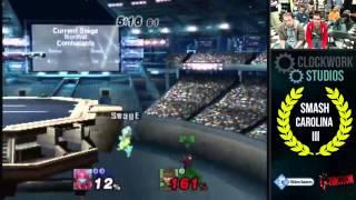 Smash Carolina V Attack On Reggie Trailer