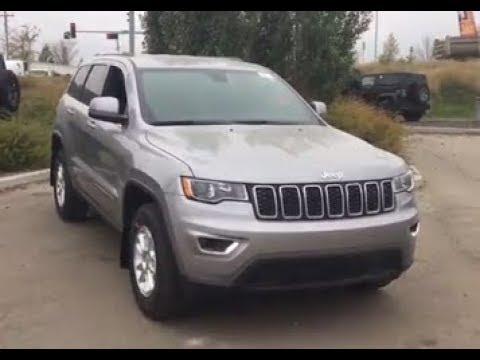 2018 Jeep Grand Cherokee Laredo | Start/Stop Technology | 18GC1775 | Crosstown Auto Centre