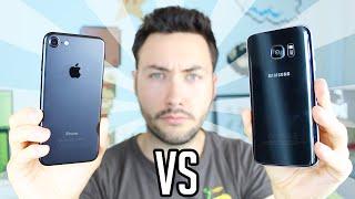 Video iPhone 7 VS Samsung Galaxy S7 : Le Gros Comparatif ! MP3, 3GP, MP4, WEBM, AVI, FLV Agustus 2017
