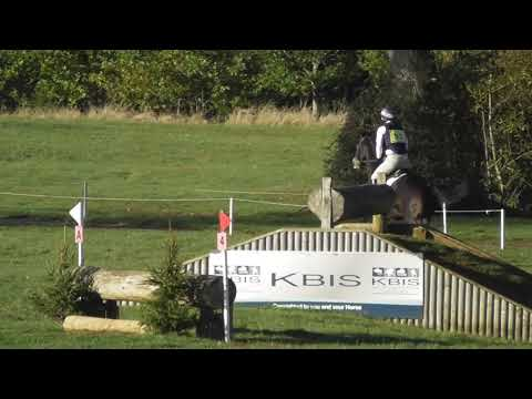 XC Aston Novice October 2018 - 3rd