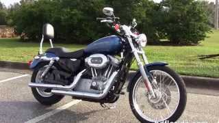 4. Used 2005 Harley Davidson Sportster 883 Custom for sale in Florida