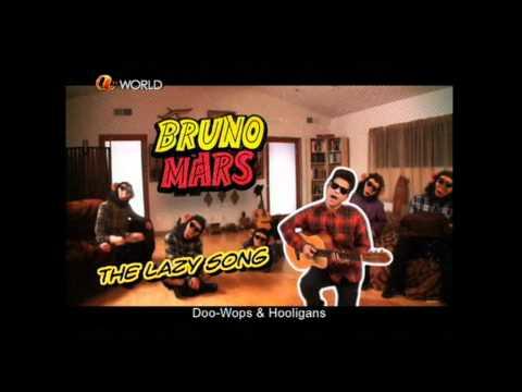 """Bruno Mars """"DOO-WOPS & HOOLIGANS"""" Album TVC"""