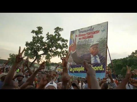 Demokratische Republik Kongo: Tshisekedi gewinnt Präs ...
