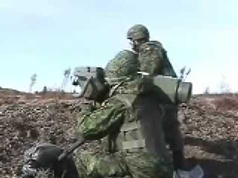 Anti Tank Missile Failure