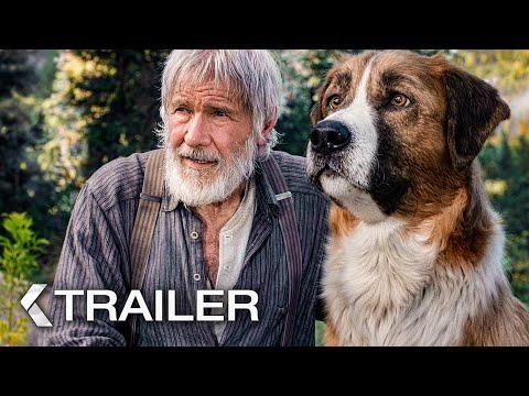 RUF DER WILDNIS Trailer German Deutsch (2020)