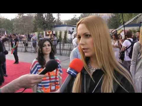Bosnia and Herzegovina 2012: Interview with Maya Sar