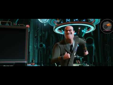 Escape Form planet earth(2013)movie  sence