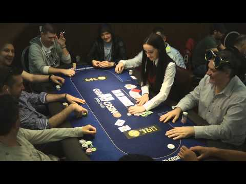 Danube Poker Masters 5: Main Event Hand #003_Best poker videos of the week