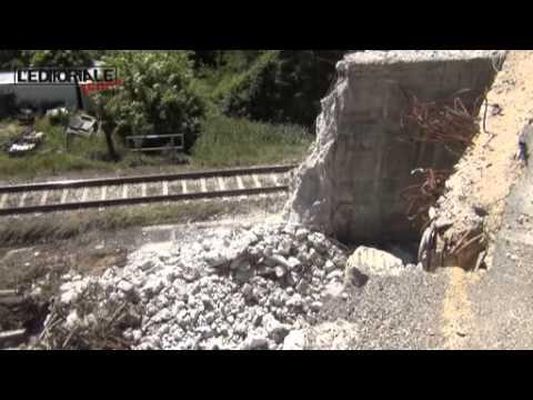 Alessandro Piccinini su traffico ponte crollato