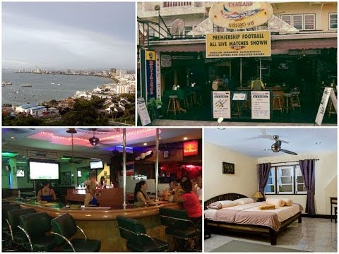 Hotels in Pattaya: Barracuda Bar & Guesthouse Naklua Road