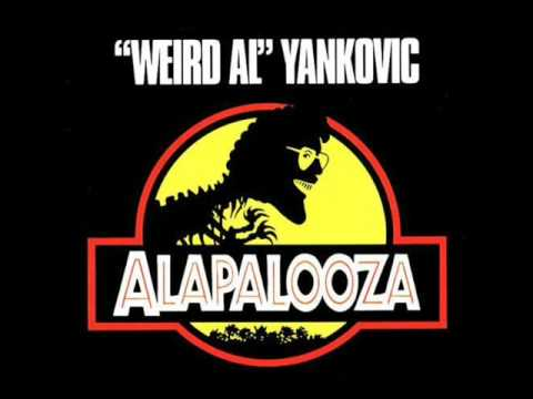 Weird Al Yankovic - Harvey The Wonder Hamster