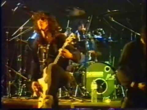 Helstar part 2 - Slammer (Full concert- Live @ Scum Katwijk Holland 1988