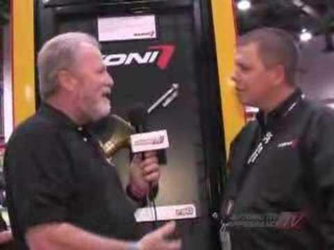 Koni - Koni FSD Shock - 2007 SEMA (видео)