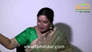 Actress Tulasi Shivamani Interview