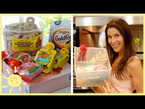MEG | Tips for Organizing Your Snack Cabinet