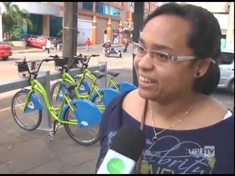 Bicicletas Compartilhadas Passo Fundo - UPFTV